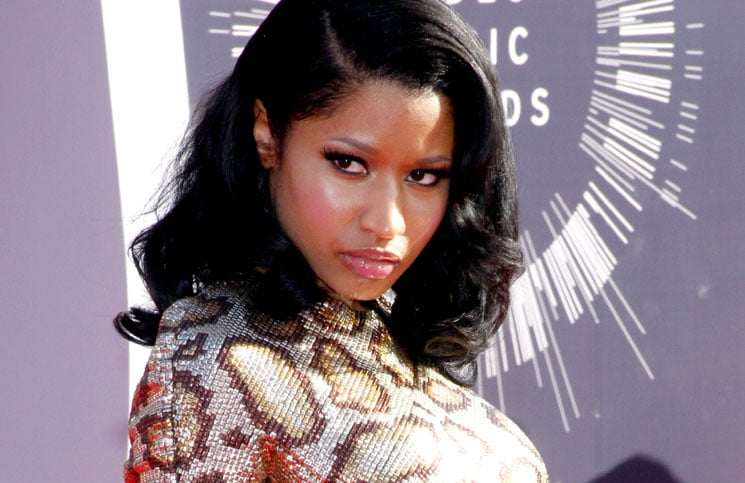 Nicki Minaj - 2014 MTV Video Music Awards