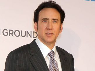 "Nicolas Cage - ""The Frozen Ground"" UK Premiere"
