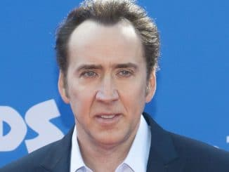 "Nicolas Cage - ""The Croods"" New York City Premiere"