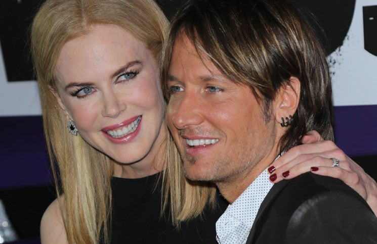 Nicole Kidman and Keith Urban - 2013 CMT Music Awards