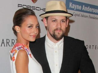 Nicole Richie, Joel Madden - 2nd Annual Baby2Baby Gala Honoring Drew Barrymore