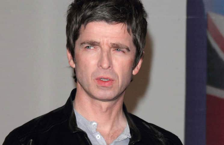 Noel Gallagher - BRIT Awards 2012