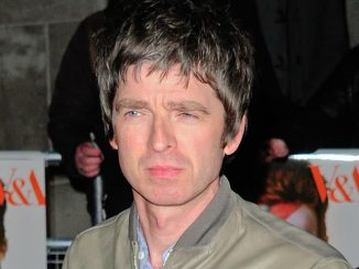 "Noel Gallagher - ""David Bowie is"" Private View - Arrivals"