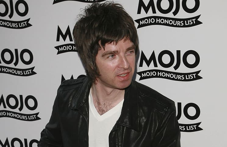 Noel Gallagher - 2007 Mojo Music Awards Honours List