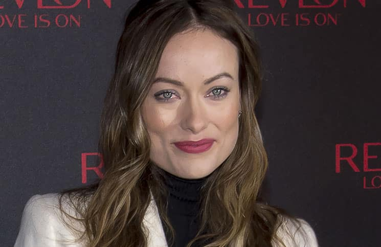 "Olivia Wilde - ""Love Is On"" Campaign Launch With Olivia Wilde"