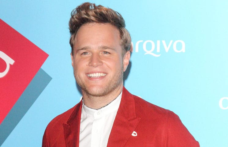Olly Murs - Arqiva Commercial Radio Awards 2014 - Arrivals