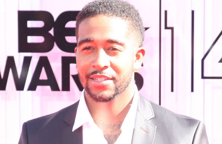 Omarion - 2014 BET Awards - Arrivals