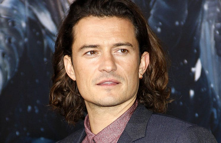 "Orlando Bloom - ""The Hobbit: The Battle of the Five Armies"" Los Angeles Premiere"