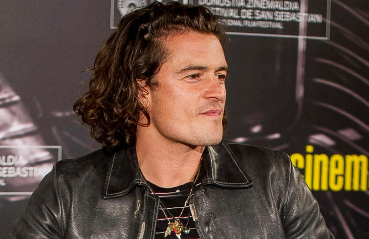 Orlando Bloom - 62nd Annual San Sebastian International Film Festival