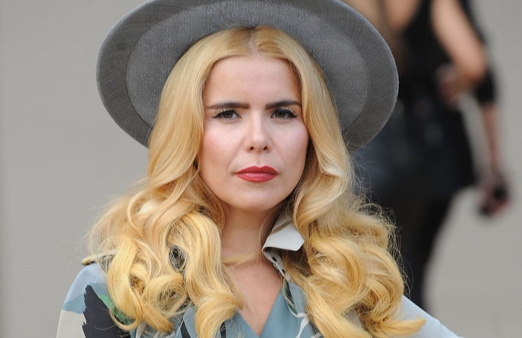 Paloma Faith - London Fashion Week Spring/Summer 2015