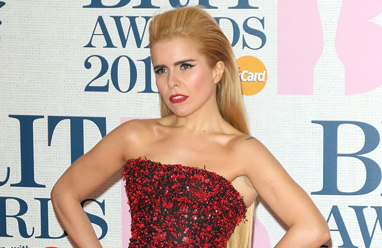 Paloma Faith - BRIT Awards 2015 - Arrivals