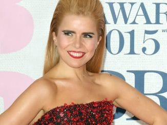 Paloma Faith - BRIT Awards 2015