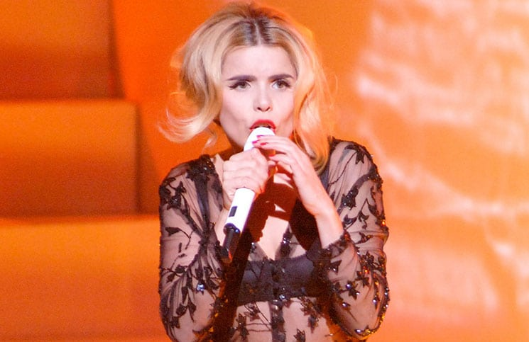 Paloma Faith in Concert at Liverpool Empire
