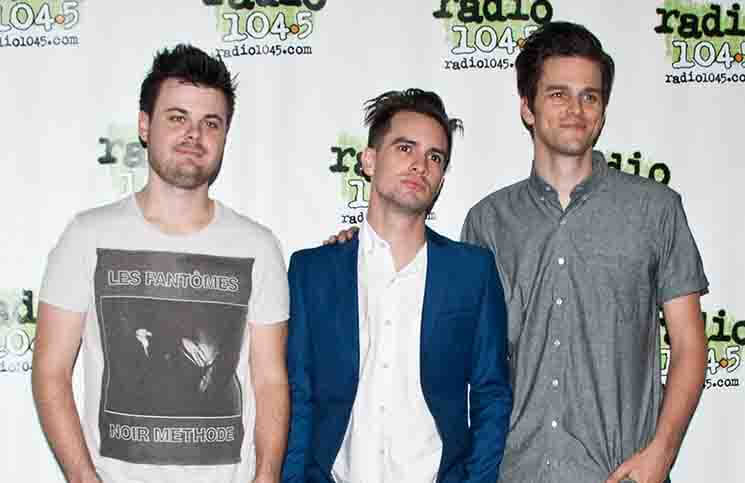 """Panic! At The Disco"": Dallon Weekes verlässt die Band - Musik News"
