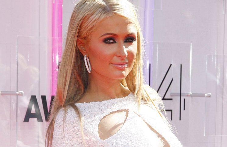 Paris Hilton - 2014 BET Awards