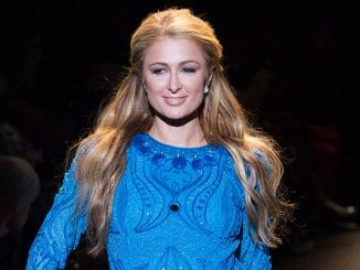 Paris Hilton - Mercedes-Benz New York Fashion Week F/W 2015