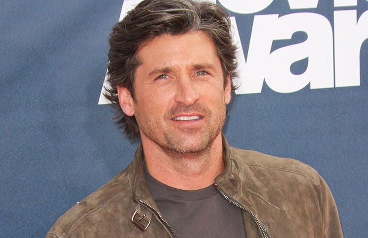 Patrick Dempsey - 2011 MTV Movie Awards