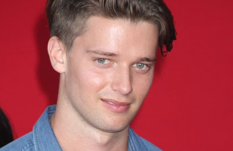 "Patrick Schwarzenegger - ""Sex Tape"" Los Angeles Premiere - Arrivals"