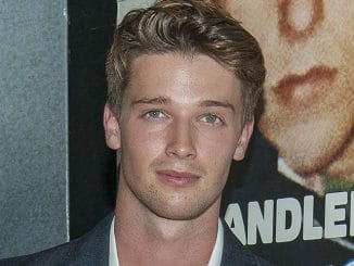 "Patrick Schwarzenegger - ""Grown Ups 2"" New York City Premiere"