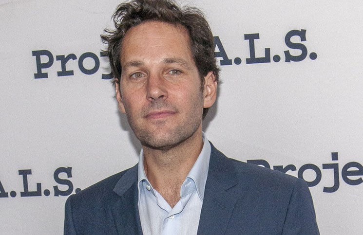 Paul Rudd - Project A.L.S. 15th Anniversary Benefit