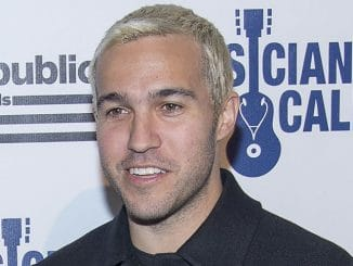 Pete Wentz - Musicians On Call's 15th Anniversary Celebration