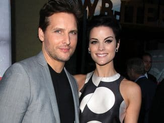 "Peter Facinelli, Jaimie Alexander - ""The Normal Heart"" Los Angeles Premiere"