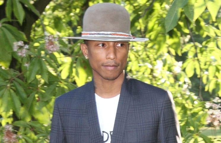 Pharrell Williams - Serpentine Gallery Summer Party 2014 - Arrivals