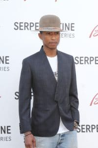 Pharrell Williams - Serpentine Gallery Summer Party 2014