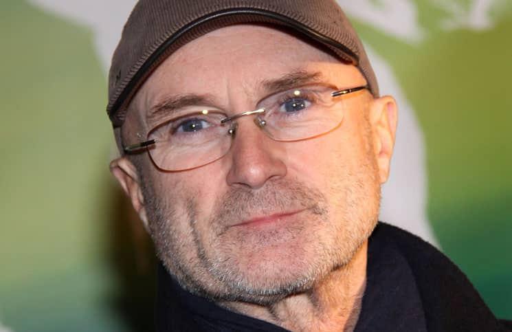"Phil Collins - 3rd Anniversary ""Tarzan"" Musical in Hamburg"
