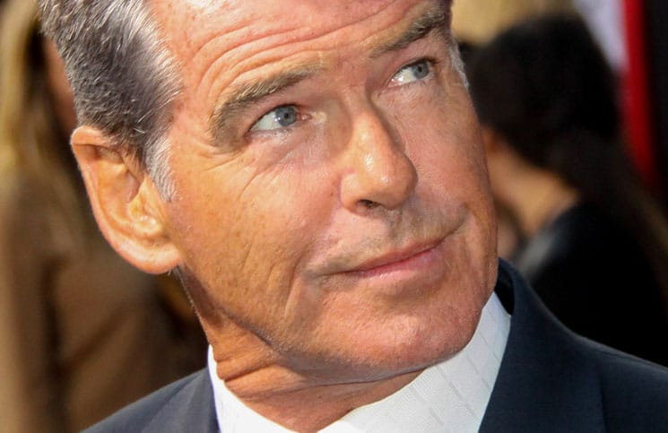 "Pierce Brosnan - ""The November Man"" Los Angeles Premiere"