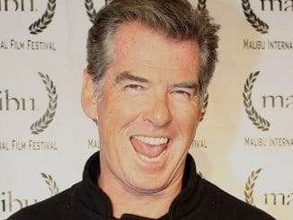 Pierce Brosnan - 12th Annual Malibu International Film Festival