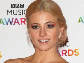 Pixie Lott - BBC Music Awards 2014 - Arrivals