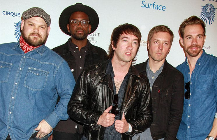 Plain White T's - 3rd Annual One Night for One Drop Fundraiser Benefiting Awareness for Water Issues Worldwide