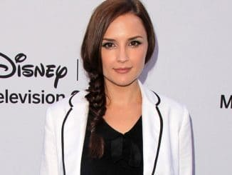 Rachael Leigh Cook - Disney Media Networks International Upfronts 2013
