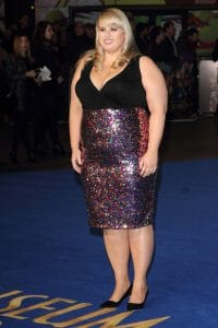 """Rebel Wilson - """"Night at the Museum: Secret of the Tomb"""" UK Premiere"""