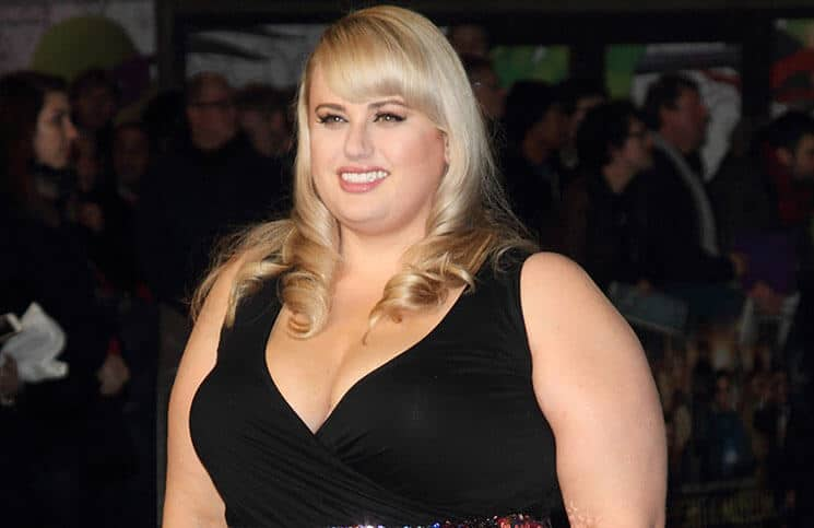 "Rebel Wilson - ""Night at the Museum: Secret of the Tomb"" UK Premiere"