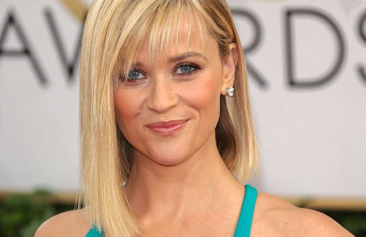 Reese Witherspoon - 71st Annual Golden Globe Awards
