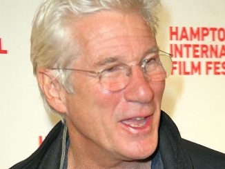 Richard Gere - Hamptons International Film Festival 2014