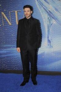 """Richard Madden - """"Cinderella"""" (""""La Cenicienta"""") Mexico City Premiere - Arrivals"""