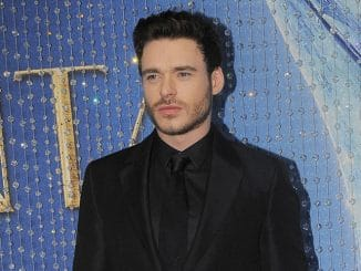 "Richard Madden - ""Cinderella"" (""La Cenicienta"") Mexico City Premiere - Arrivals"