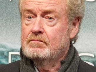 "Ridley Scott - ""Exodus: Dioses y Reyes"" (""Exodus: Gods and Kings"") Madrid Premiere"