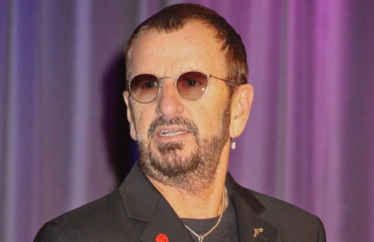 "Ringo Starr - ""Ringo: Peace & Love"" Exhibition Premiere held at the Grammy Museum"