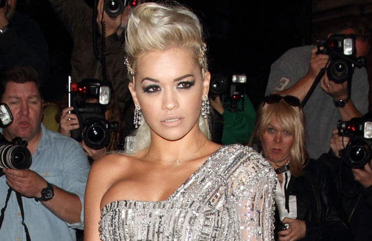 Rita Ora - GQ Men of the Year Awards 2014
