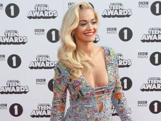 Rita Ora - BBC Radio 1's Teen Awards 2014
