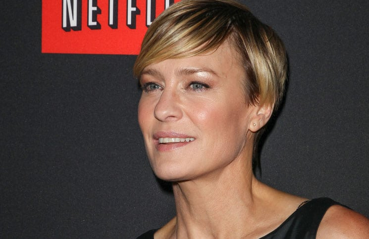 "Robin Wright - ""House of Cards"" Season 2 Netflix TC Series Los Angeles Premiere"