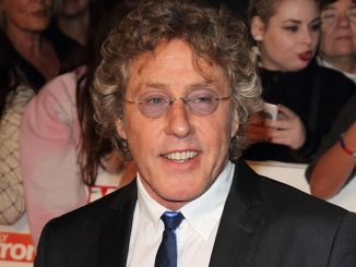 Roger Daltrey - Pride of Britain Awards 2014