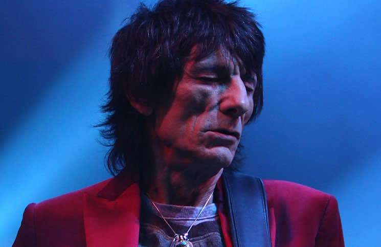 Ronnie Wood: Nach Lungenkrebs-OP auf Tour - Musik News