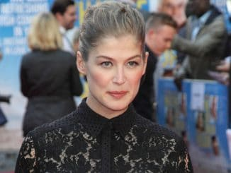 "Rosamund Pike - ""What We Did on Our Holiday"" World Premiere"