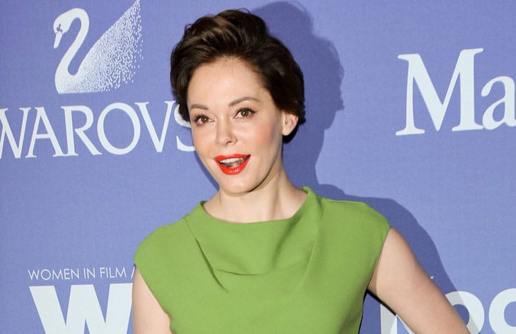 Rose McGowan - Women In Film's 2013 Crystal + Lucy Awards