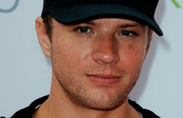 "Ryan Phillippe - ""Project Natal"" World Premiere for XBOX 360"